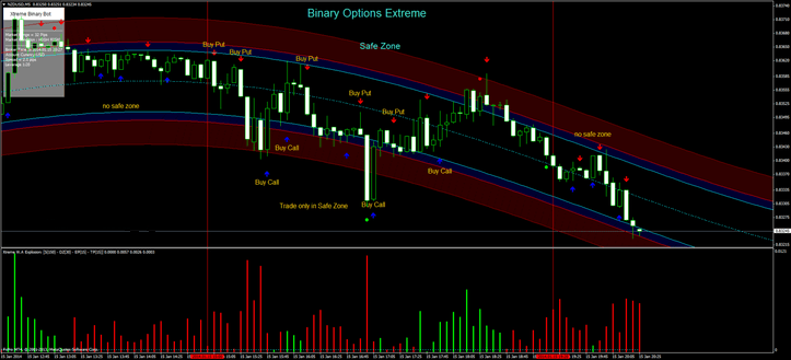 Binary forex trading systems