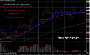What are points in forex