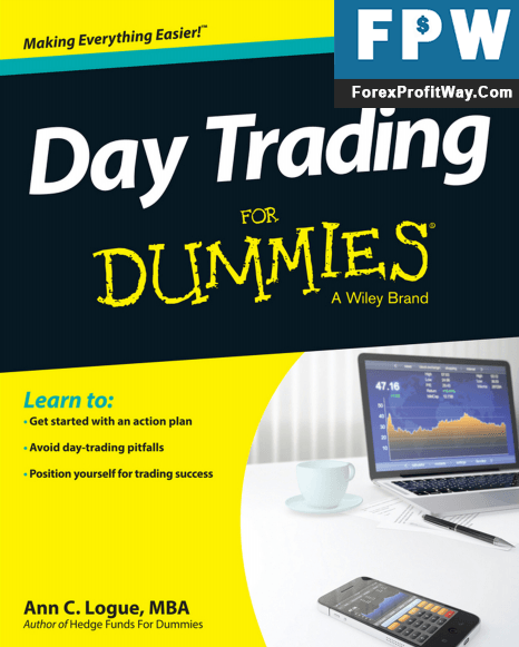 Download Ann Logue – Day Trading For Dummies (3rd Edition) Forex Book PDF