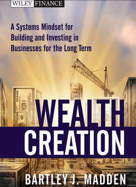 Download Wealth Creation – Bartley Madden Forex PDF Book