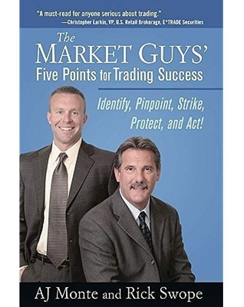 Download Aj Monte-Market Guys Five Points for Trading Success Book
